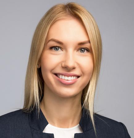 Giedrė Žilytė - nuomos vadybininkė