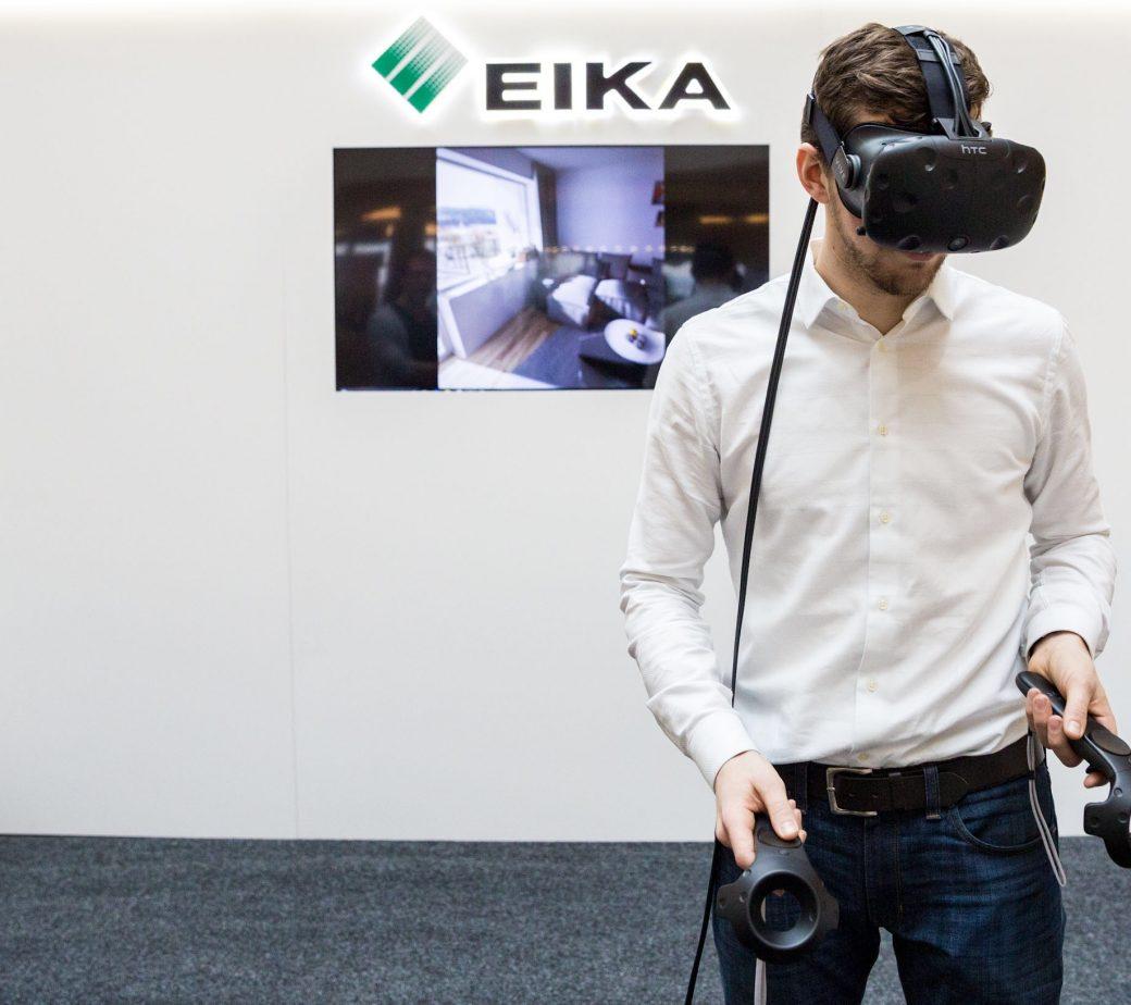 Eika virtuali realybė