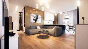 LiveSquare apartamentai